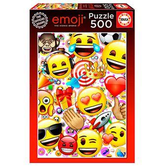 Puzle Emoji Educa