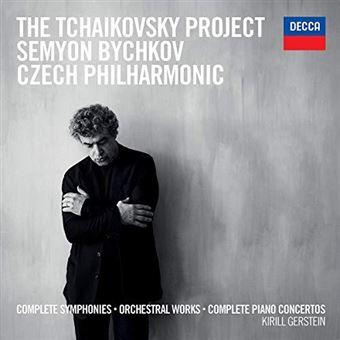 Box Set Tchaikovsky: Complete Symphonies and Piano Concertos - 7 CD