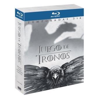 Juego de Tronos - Temporada 3 y 4 - Blu-Ray