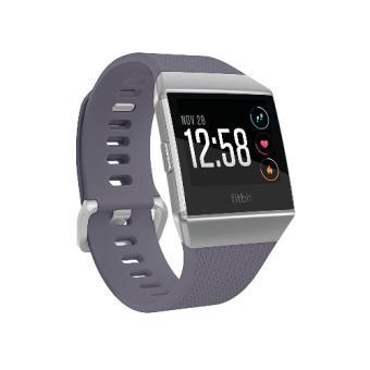 Smartwatch Fitbit Ionic Gris azulado - Gris plateado Talla única