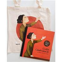 Pack Clara Campoamor + Bolsa