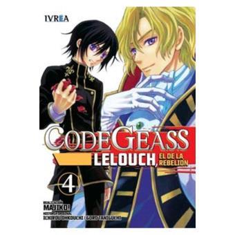Code Geass. Lelouch, el de la rebelión 4