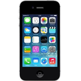 0954cea667a Apple iPhone 4S 8 GB Negro - Smartphone - Comprar al mejor precio | Fnac