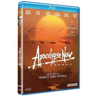 Apocalypse Now Redux - Blu-Ray