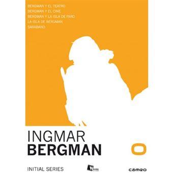Pack Ingmar Bergman V.O.S. (Colección Initial Series) - DVD