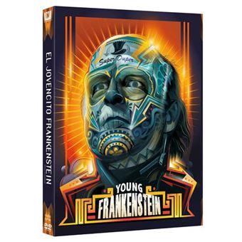 El jovencito Frankensterin - Ed Halloween - DVD