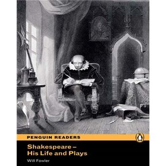 Penguin Readers 4: Shakespeare-His Life and Plays Book & MP3 Pack