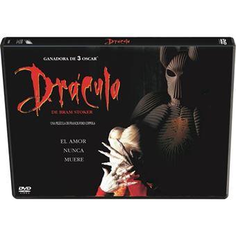 Drácula de Bram Stoker - DVD Ed Horizontal