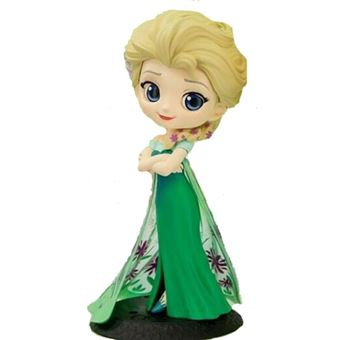 Figura Frozen - Elsa Surprise Verde