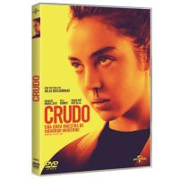 Crudo - DVD