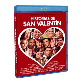Historias de San Valentín - Blu-Ray