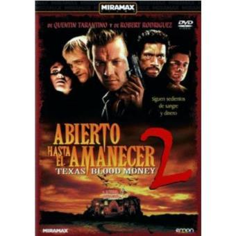 Abierto hasta el amanecer 2 - DVD