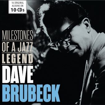 Milestones of a Jazz Legend - 10 CD