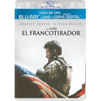 El francotirador - Blu-Ray + DVD + Copia digital