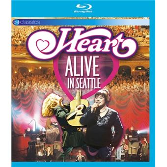 Alive In Seattle (Blu-Ray)
