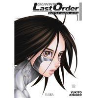 Battle Angel Alita: Gunnm Last Order 01