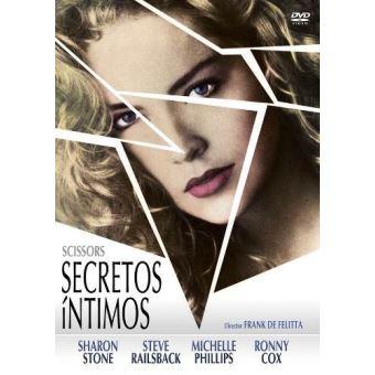 Secretos íntimos - DVD