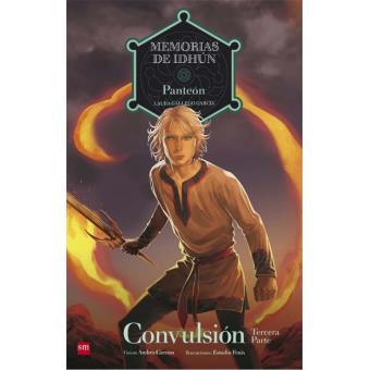 Memorias de Idhún: Panteón. Convulsión [3ª parte]. Cómic