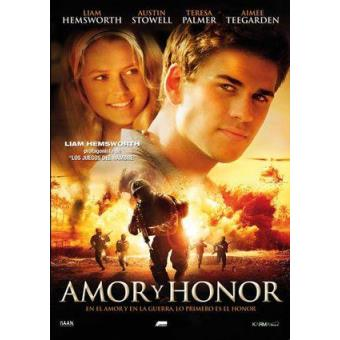 Amor y honor - DVD
