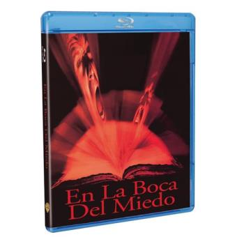 En la boca del miedo - Blu-Ray