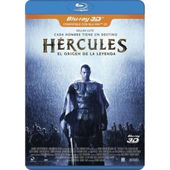 Hércules. El origen de la leyenda - Blu-Ray + 3D