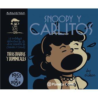 Snoopy y Carlitos 1953-1954 nº 02/25