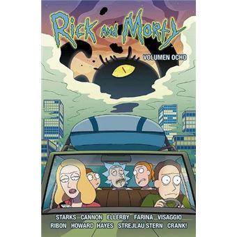 Rick y Morty 8