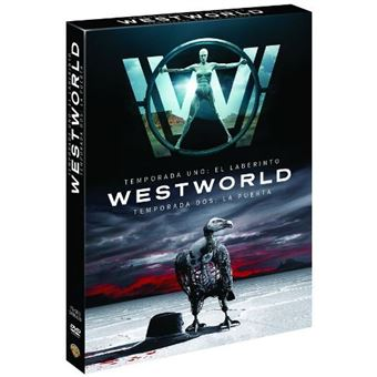Westworld  Temporadas 1-2 - DVD