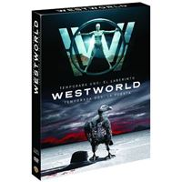 Westworld - Temporadas 1-2 - DVD
