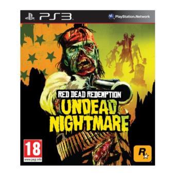 Red Dead Redemption Undead Nightmare Ps3 Para Los Mejores