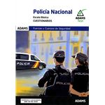 Policia nacional basica test