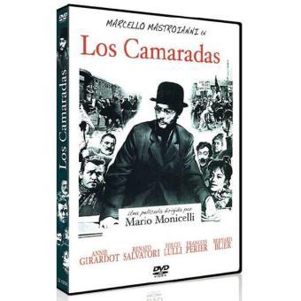 Los camaradas - DVD