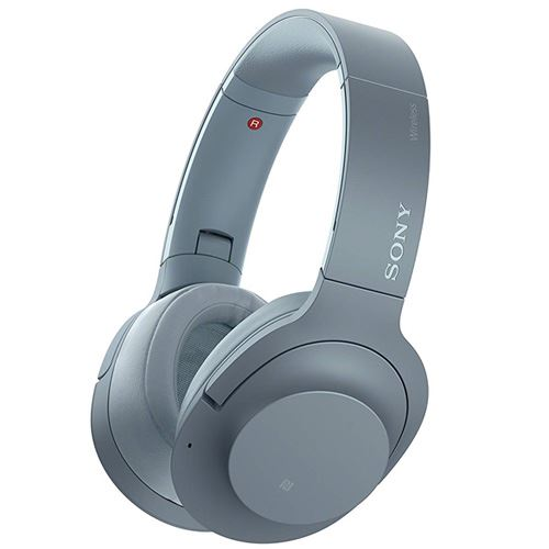 Auriculares Noise Cancelling Sony WH-H900NB Azul