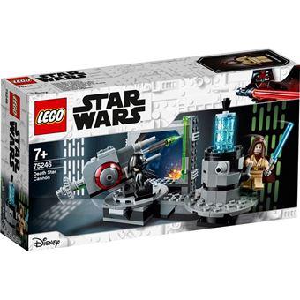 LEGO Star Wars TM 75246 Cañón de la Estrella de la Muerte