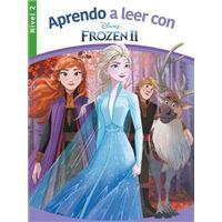 Aprende a leer con... Frozen II nivel 2