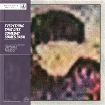 Everything That Dies Someday Comes Back - Vinilo