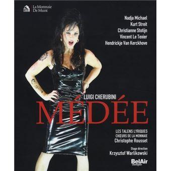 Cherubini - Médée - Blu-Ray