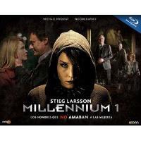 Millennium 1: Los hombres que no amaban a las mujeres - Edición Horizontal - Blu-Ray