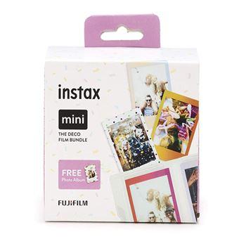 Película Instax Mini Film Deco Kit