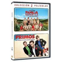 Pack: La Gran Familia Española + Primos - DVD