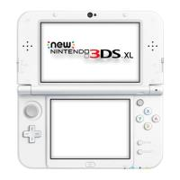 Consola New Nintendo 3DS XL Blanco Perla