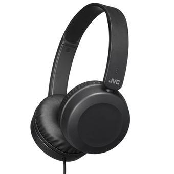 Auriculares JVC HA-S31M-B-E Negro