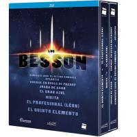 Pack Luc Besson - 8 películas - Exclusiva Fnac - Blu-Ray