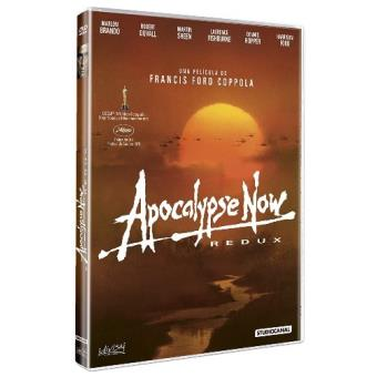 Apocalypse Now Redux - DVD