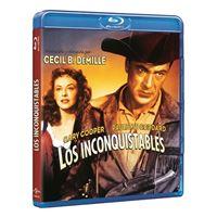 Los inconquistables - Blu-ray