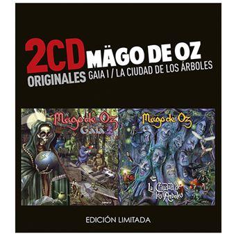 Gaia / La Ciudad de los Árboles - 2 CDs