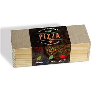 Resetea Kit autocultivo pizza