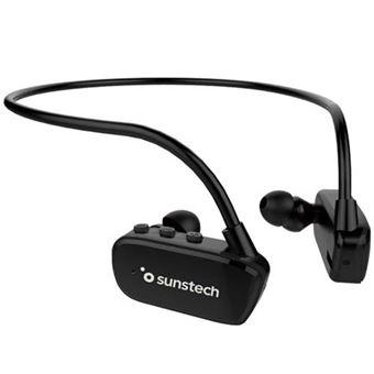 MP3 Sunstech Argoshybrid Sport Bluetooth 8GB Negro