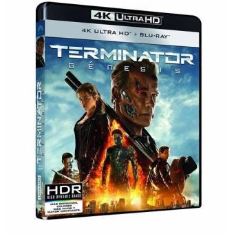 Terminator Genesis - UHD + Blu-Ray