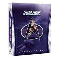 Star Trek: Nueva Generación - Temporada 6 - Blu Ray